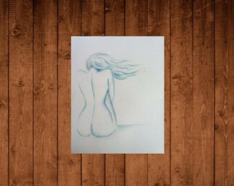 Limited Edition Print - 'Loneliness'