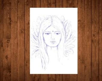 Limited Edition Print - 'Sophia ll'