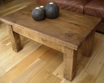 Barn wood coffee table chuncky barn wood coffee table - tabl.
