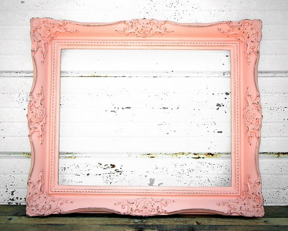 Ornate 16x20 frame chunky 3 inch thick by thedistressinggirl for 16x20 frame