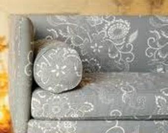 Anthropologie fabric Lotus Floral pattern
