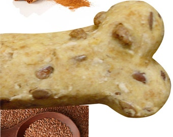 Cinnamon & Flaxseed Gourmet Dog Treats