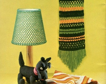 Knitting Patterns For Dogs Book : Knit a scottie dog Etsy