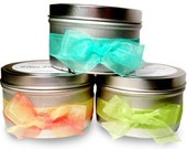 You Pick Three Scented Candles 8oz Any Three Scents - FriendlyFireCandles
