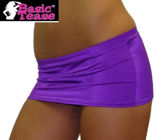 Mini Stripper Tube Skirt for Exotic Dancers