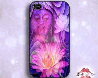 Buddha Lotus - iPhone 4/4S 5/5S/5C/6/6+ and now iPhone 7 cases!! And Samsung Galaxy S3/S4/S5/S6/S7
