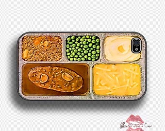 TV Dinner - iPhone 4/4S 5/5S/5C/6/6+ and now iPhone 7 cases!! And Samsung Galaxy S3/S4/S5/S6/S7