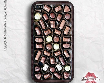 Box of Chocolates - iPhone 4/4S 5/5S/5C/6/6+ and now iPhone 7 cases!! And Samsung Galaxy S3/S4/S5/S6/S7