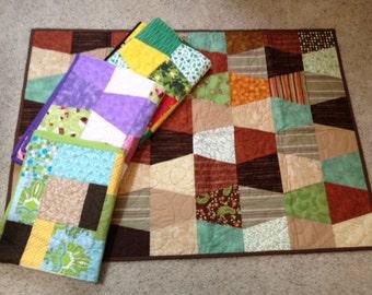 Custom Made Baby Quilt