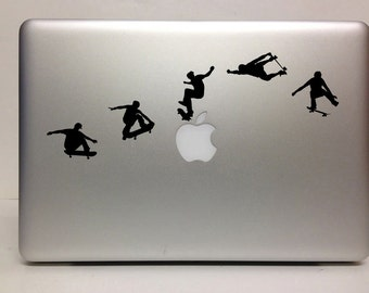 Macbook Decal skateboard decal Macbook Stickers laptop decal iPad decals for macbook 025