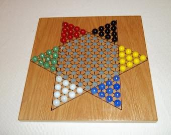 Chinese Checkers 12 x 12