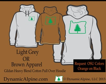 Oregon Forest Hoodie