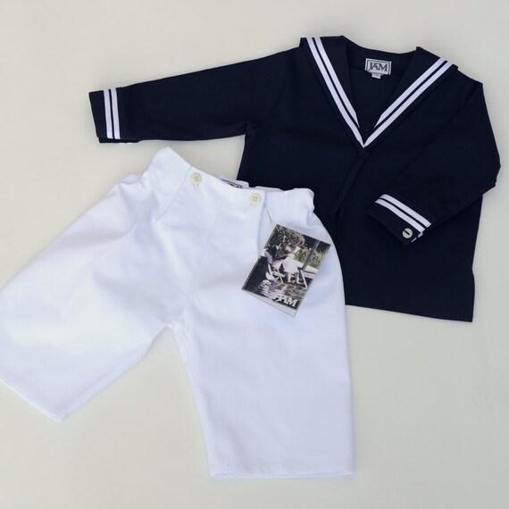 Sailor Suit DER FESCHE FERDL Classic Edition - Matrosenanzug - Costume marin -  Traje de Marinero