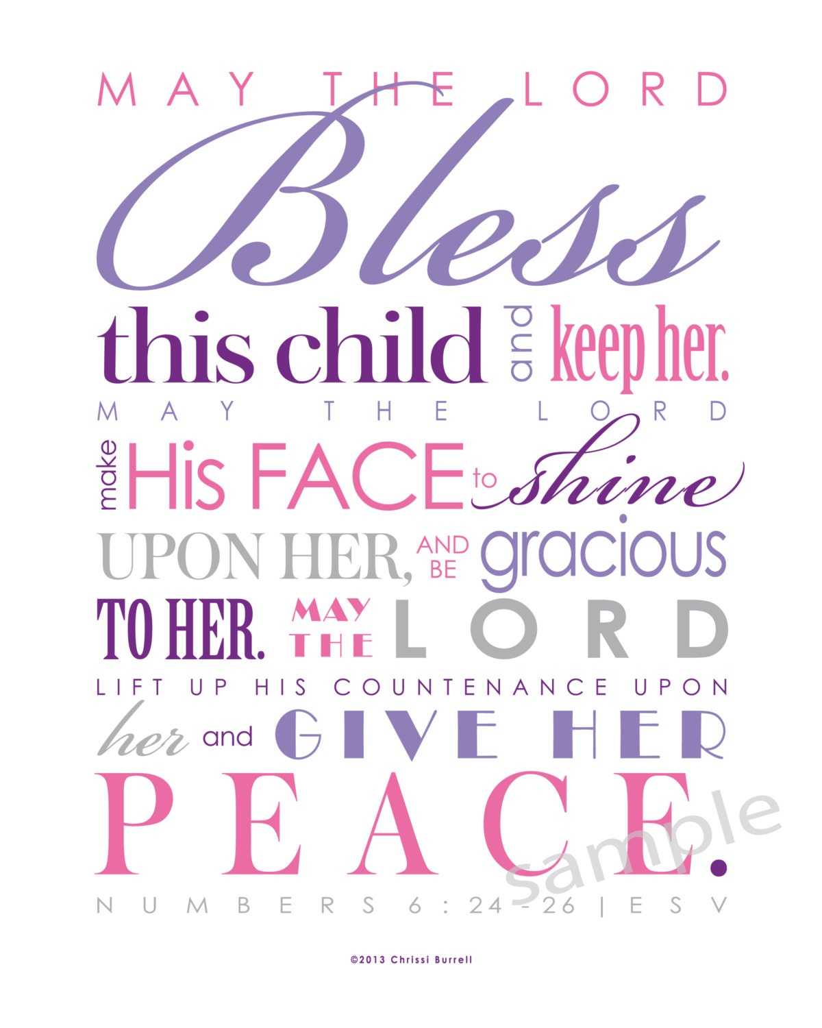 baby blessing sayings - photo #14