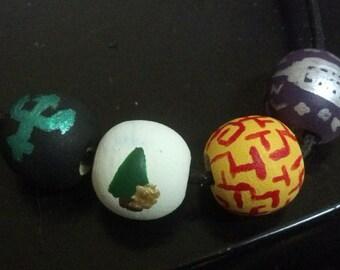 Percy Jackson, Camp Half-Blood Beads