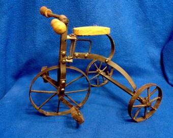 Vintage Model Tricycle