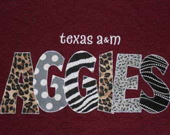 Texas A&M Aggies T-Shirt