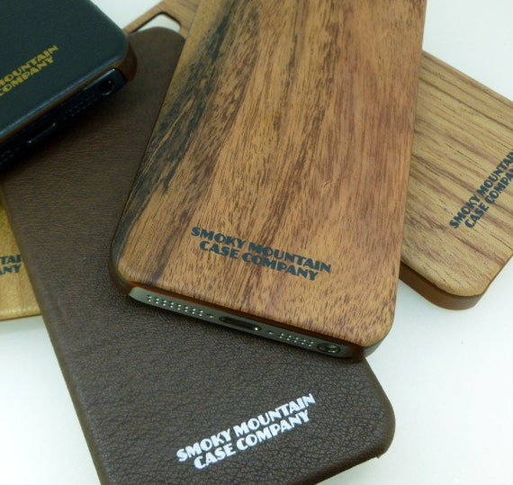 Striped Maple Natural Wood iPhone 5 Cell Phone Case