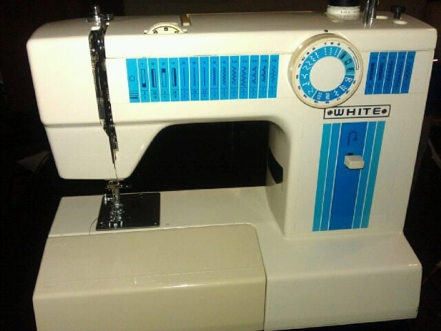 how to put string in a sewing machine