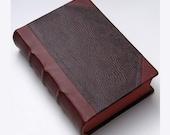 Handmade bound book, Codex style traditional handmade journal, diary, memory book, notebook, sketching book - bookandbox
