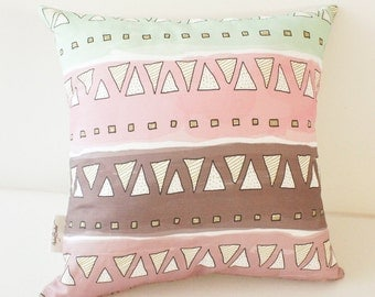 Cushion, designer pillow, Geo