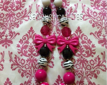 Pretty Little Diva Chunky Necklace