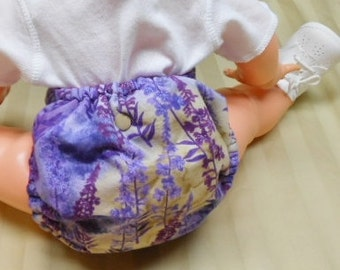 AI2 Cloth Diaper includes soaker