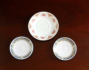 Mid Century Chinese Porcelain Plates, Tea Plates, Collectibles, ohtteam