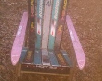 Outdoor Ski Chair