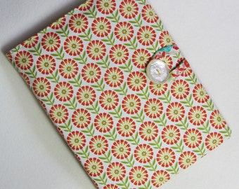 "Clearance!! Padded/Stabilized Book-Style Device / E-reader Cover, Kindle Fire HD 7"", Kindle Cover, E-book Cover, Book Cover, Tablet Cover"