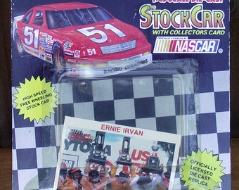 Kodak Die Cast Stock Car Collectible
