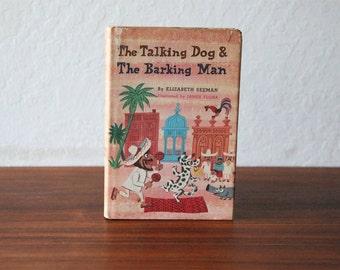 Jim Flora The Talking Dog & The Barking Man Book Design