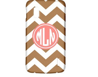 SALE-Personalized LG Nexus 4 E960 Phone Case- Mix and Match Design