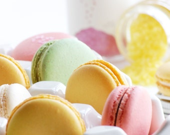 One dozen Signature Macarons