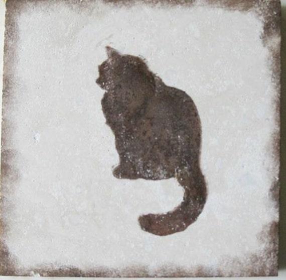 Long Hair Cat Cat Breeds Coasters