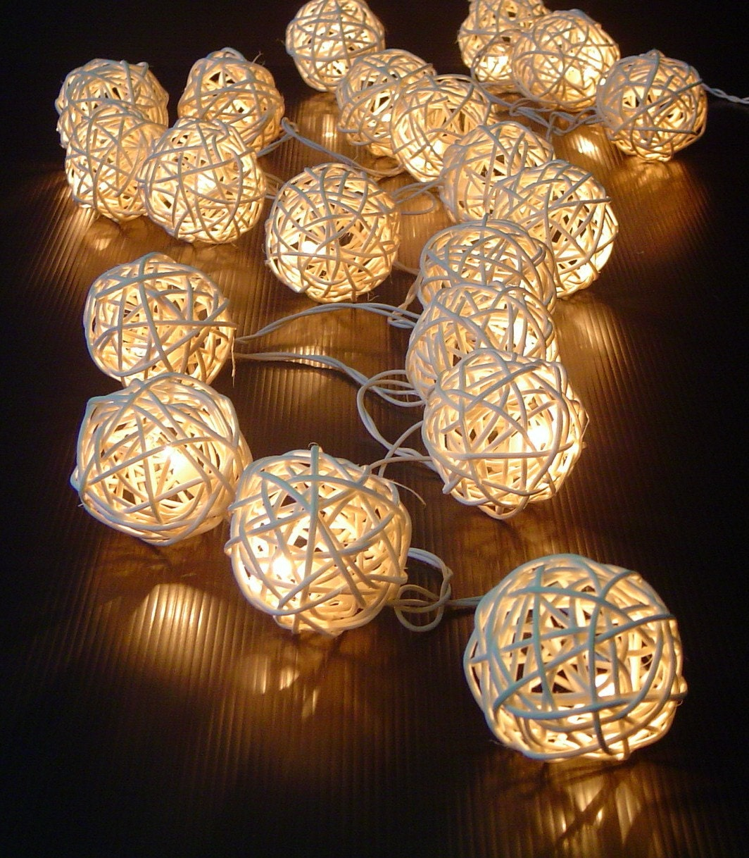Led patio string lights -  Zoom