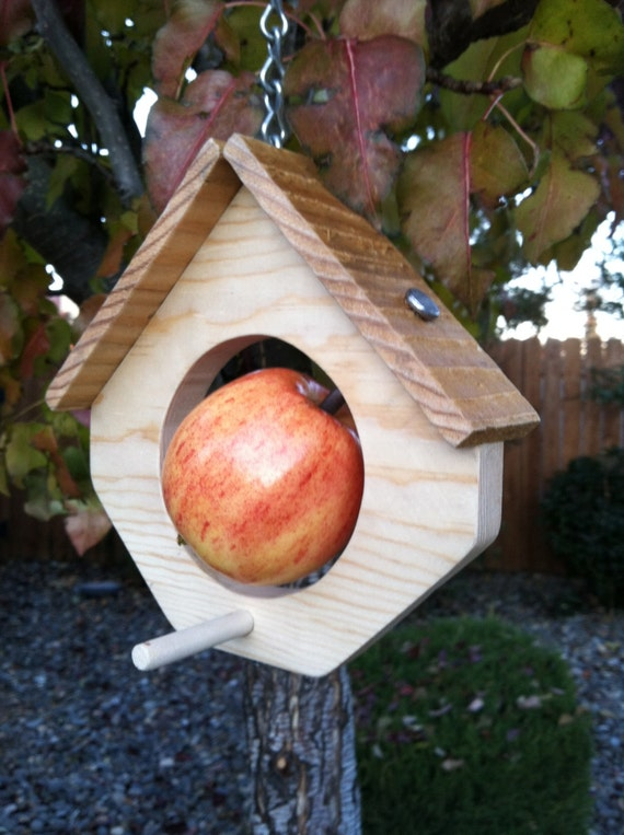 Bird house style bird feeder best seller by abirdthing on etsy for Bird house styles