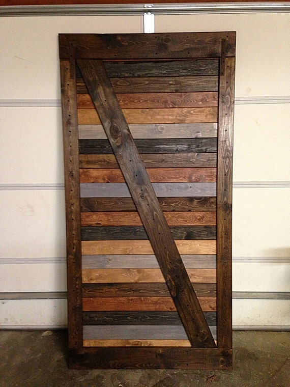 Vintage Sliding Barn Door Custom Made To Fit Your By