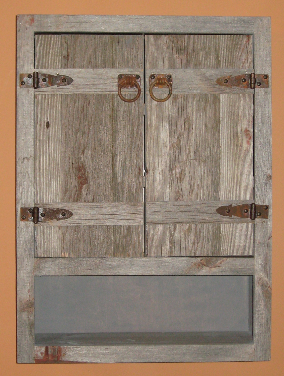 Rustic Bathroom Wall Cabinet Cabinet Rustic Bathroom