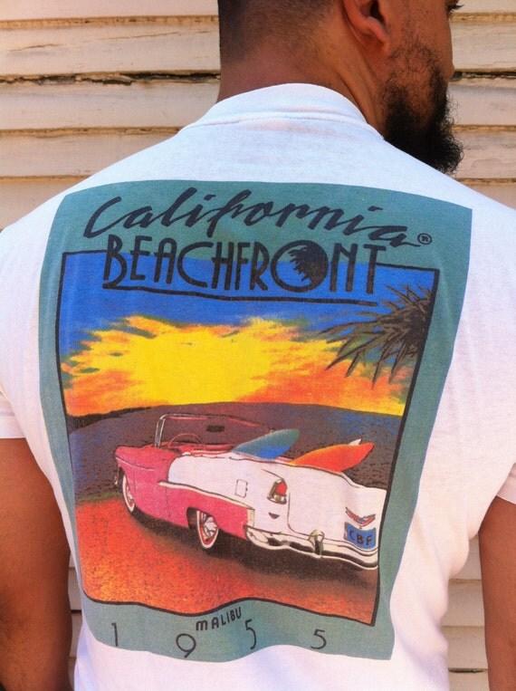 Vintage 80s 90s california beach malibu retro surf classic car for Classic underground house music 90s
