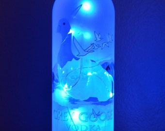 Grey Goose Vodka LED Light