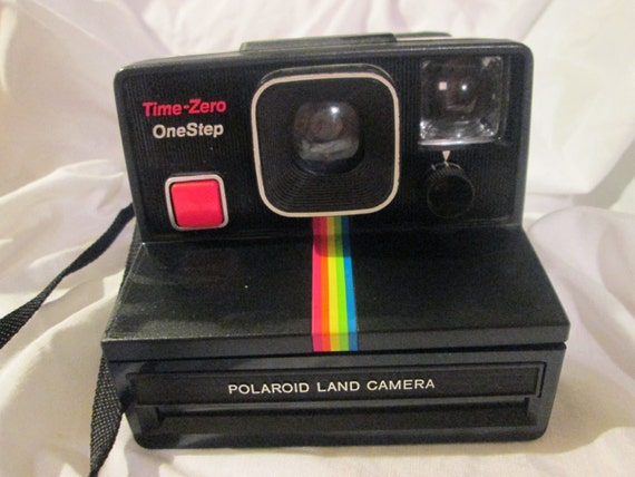 tested polaroid time zero one step auto focus by sx70polaroidnmore. Black Bedroom Furniture Sets. Home Design Ideas