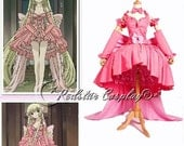 Chii Chobits Cosplay Costume -custom made in any size