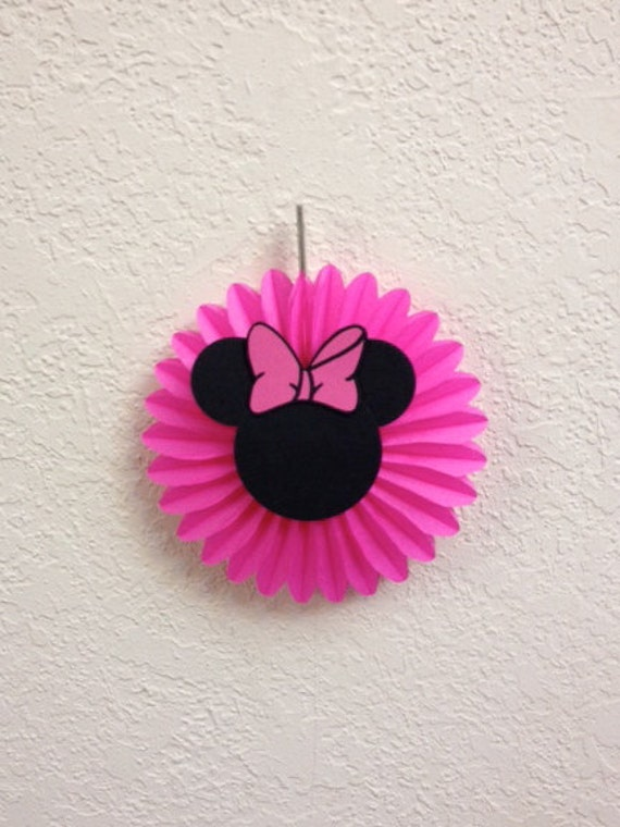 Minnie mouse birthday baby shower party decorations 5 mini for Baby minnie mouse party decoration