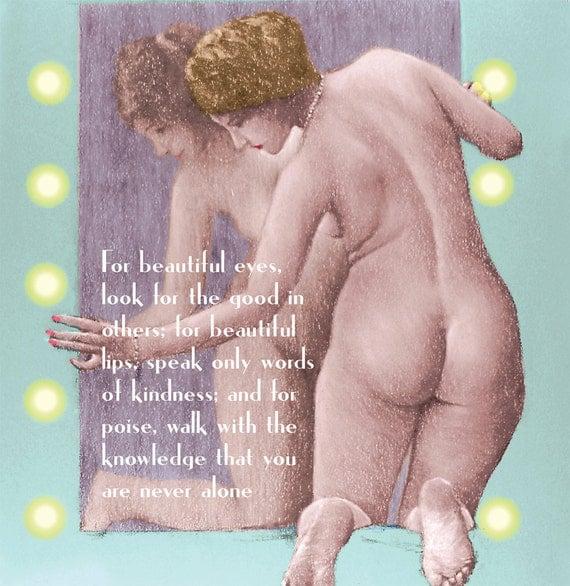 Naked Birthday Cards 119