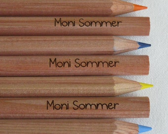 Colored pencils set 10 piece