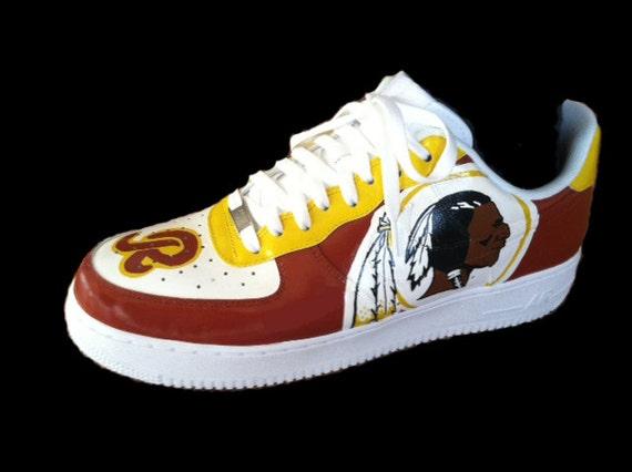 Washington Redskins Nike Shoes