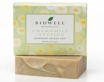 Natural Handmade Chamomile Soap
