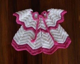 Girl's Cardigan Wool