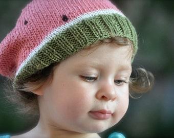 Child's Fruit Hat